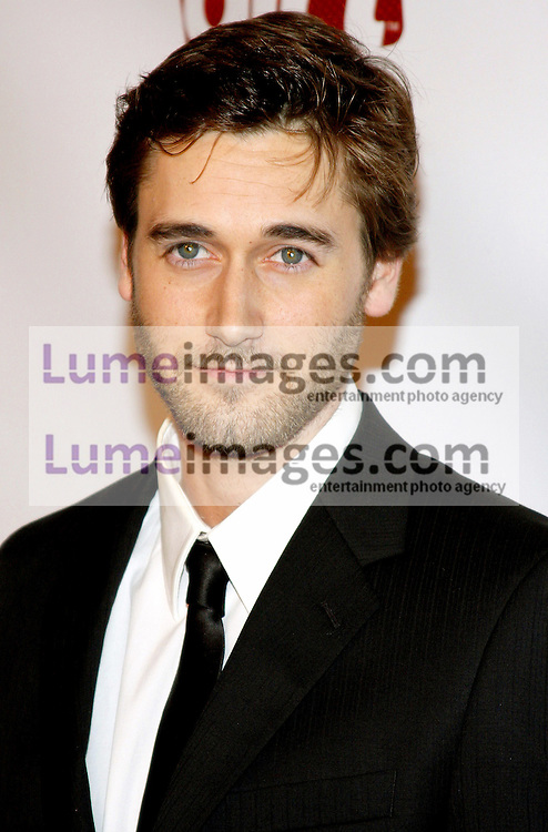 """Ryan Eggold attends the Season Two Premiere Screening of """"Dirt"""" held at he ArcLight Theater in Hollywood, California, United States on February 28, 2008."""