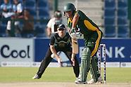 NZ v Pakistan ODI 1