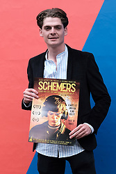 Edinburgh International Film Festival 2019<br /> <br /> Schemers (world premiere)<br /> <br /> Pictured: Conor Berry<br /> <br /> Alex Todd | Edinburgh Elite media