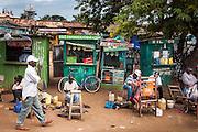 Kenya, Nairobi Road 2011