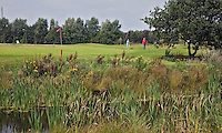 EXLOO - Hole 16 van Golfpark Exloo in Drenthe. FOTOGRAFIE KOEN SUYK