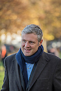 Zac Goldsmith - A rally at Richmond - led by Zac Goldsmith and attended by Gyles Brandreth, Alistair Mc Gowan and local protest groups - is followed by various protests at the airport itself led by Rising Tide and other protest groups.