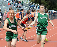 Central Bucks West Relays In Doylestown, Pennsylvania