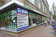 Nederland, Nijmegen, 17-6-2013In de binnenstad van Nijmegen komen steeds meer winkjes leeg te staan.Foto: Flip Franssen/Hollandse Hoogte