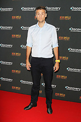 © Licensed to London News Pictures. 25/09/2013, UK. Richard Bacon. Bear Grylls: Escape From Hell - launch party, Battersea Power Station, London UK, September 25. Photo credit : Richard Goldschmidt/Piqtured/LNP