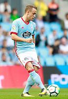 RC Celta de Vigo's Stanislav Lobotka during La Liga match. September 10,2017. (ALTERPHOTOS/Acero)