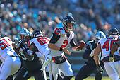 NFL-Atlanta Falcons at Carolina Panthers-Nov 17, 2019