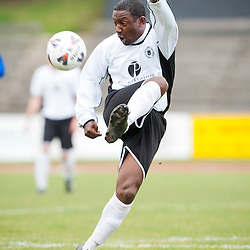 Russell Latapy plays for Edinburgh City, October 2011