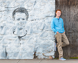 Senior Portrait, Waynesville, NC