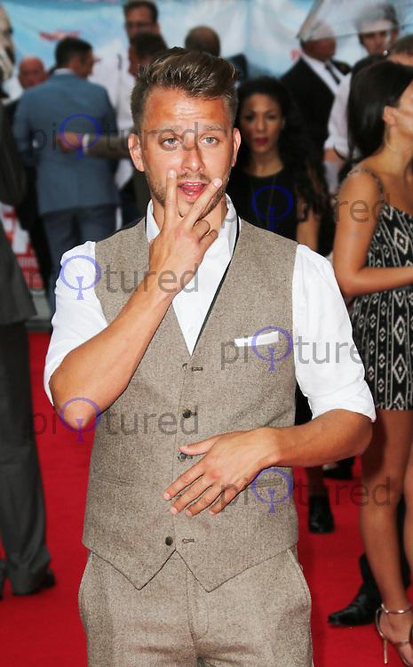 Dapper Laughs, The Hooligan Factory - World Film Premiere, Odeon West End Leicester Square, London UK, 09 June 2014, Photo by Richard Goldschmidt