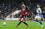 Jack Simpson (25) of AFC Bournemouth during the The FA Cup 3rd round match between Bournemouth and Brighton and Hove Albion at the Vitality Stadium, Bournemouth, England on 5 January 2019.
