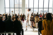 Brock Collection show, Runway, Fall Winter