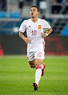Russia Spain Friendly 14.11 Stock