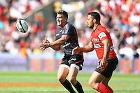 Toby Flood - 30.05.2015 - Toulouse / Oyonnax - Barrages Top 14<br />