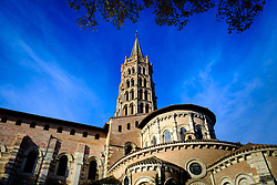 The Basilique Saint-Sernin de Toulouse, (Basilica of Saint-Sernin) Toulouse, France<br /> <br /> (c) Andrew Wilson | Edinburgh Elite media