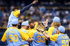 Tampa Bay Rays v Oakland Athletics - 10 June 2017