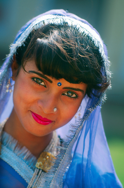 Rajasthani Woman, Jaipur, India