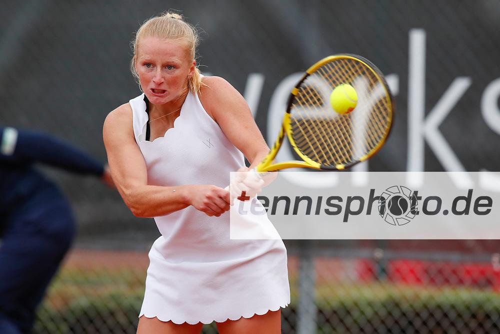 Lara Salden (BEL) - WTO Wiesbaden Tennis Open - ITF World Tennis Tour 80K, 26.9.2021, Wiesbaden (T2 Sport Health Club), Deutschland, Photo: Mathias Schulz