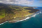 Larsen Beach, Kilauea, Kauai, Hawaii