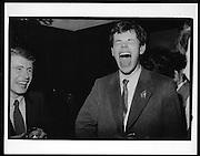 JONATHAN SHEPHERD; ROLAND SCARLFE; BLOODY ASSIZES DINING SOCIETY, OXFORD. OXFORD. AUTUMN 1980.