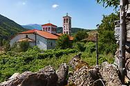 Old church in Gaytaninovo village