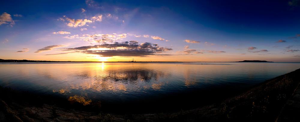 Photographer: Chris Hill, Dublin Bay