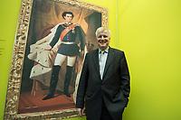 """11 MAY 2012, BERLIN/GERMANY:<br /> Horst Seehofer, CSU, Ministerpraeisdent Bayern, eroeffnet die Ausstellung """"Goetterdaemmerung - Koenig Ludwig II. und seine Zeit"""", Bundesrat<br /> IMAGE: 20120511-02-023"""