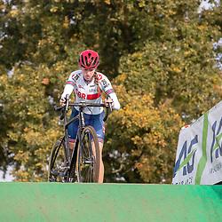 04-11-2018: Wielrennen: EK veldrijden: Rosmalen<br />Filon James