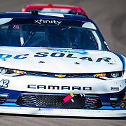 Mar 03, 2018  Las Vegas, NV, U.S.A. # 42 Kyle Larson first Xfinity Series victory coming into turn1 during the Nascar Xfinity series Boyd Gaming 300 at Las Vegas Motor Speedway Las Vegas, NV.  Thurman James / CSM
