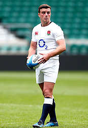 George Ford of England takes part in training at Twickenham ahead of the upcoming tour of Argentina - Mandatory by-line: Robbie Stephenson/JMP - 02/06/2017 - RUGBY - Twickenham - London, England - England Rugby Training