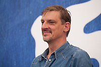 Actor Peter Van den Begin at the King Of The Belgians film photocall at the 73rd Venice Film Festival, Sala Grande on Saturday September 3rd 2016, Venice Lido, Italy. Photography: Doreen Kennedy