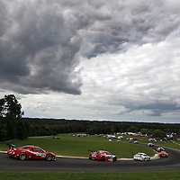 """22-24 August 2014, Alton, Virginia USA<br /> The field streams though the """"roller coaster"""" section<br /> ©2014, Phillip Abbott<br /> LAT Photo USA"""