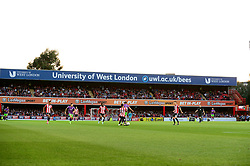 Bristol City fans fill up the away end at Griffin Park - Mandatory by-line: Dougie Allward/JMP - 15/08/2017 - FOOTBALL - Griffin Park - Brentford, England - Brentford v Bristol City - Sky Bet Championship