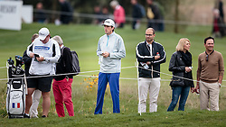 27.09.2015, Beckenbauer Golf Course, Bad Griesbach, GER, PGA European Tour, Porsche European Open, im Bild Cyril Bouniol (FRA) // during the European Tour, Porsche European Open Golf Tournament at the Beckenbauer Golf Course in Bad Griesbach, Germany on 2015/09/27. EXPA Pictures © 2015, PhotoCredit: EXPA/ JFK