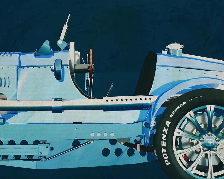 If you want to give your interior an extra stylish detail, this painting of an old racing car, a Bugatti Phoenix Concept Roadster, is perfect. –<br /> <br /> <br /> BUY THIS PRINT AT<br /> <br /> FINE ART AMERICA<br /> ENGLISH<br /> https://janke.pixels.com/featured/bugatti-phoenix-concept-roadster-jan-keteleer.html<br /> <br /> WADM / OH MY PRINTS<br /> DUTCH / FRENCH / GERMAN<br /> https://www.werkaandemuur.nl/nl/shopwerk/Bugatti-Phoenix-Concept-Roadster-Schilderij/528743/132