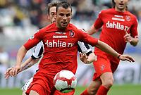 Fotball<br /> Italia<br /> Foto: Insidefoto/Digitalsport<br /> NORWAY ONLY<br /> <br /> Francesco Pisano (Cagliari)<br /> <br /> 11.04.2010<br /> Juventus v Cagliari 1-0 <br /> Campionato di Serie A Tim 2009-10.