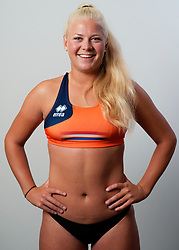 Raïsa Schoon during the BTN photoshoot on 3 september 2020 in Den Haag.