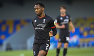 Lincoln City Midfielder Tayo Edun(7)during the EFL Sky Bet League 1 match between AFC Wimbledon and Lincoln City at Plough Lane, London, United Kingdom on 2 January 2021.