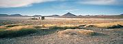 Out building in the Pampa de Siloli, Potosi reigion, Bolivia