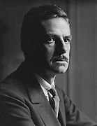 Eugene O'Neill, American Playwright, 1926