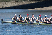 Mortlake/Chiswick, GREATER LONDON. United Kingdom. Thames RC. MasA.8+, competing in the 2017 Vesta Veterans Head of the River Race, The Championship Course, Putney to Mortlake on the River Thames.<br /> <br /> <br /> Sunday   26/03/2017<br /> <br /> [Mandatory Credit; Peter SPURRIER/Intersport Images]