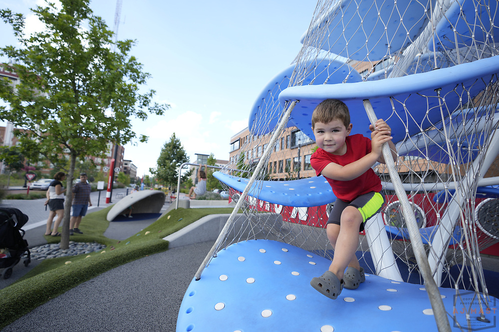 Fishers District Monday, Aug. 2, 2021. (Photo by AJ Mast)<br /> ** IMAGE IS LICENSED FOR USE BY  HAMILTON COUNTY ENTITIES AND EDITORIAL MEDIA UNTIL 07232026 ** ** IMAGE IS LICENSED FOR USE BY  HAMILTON COUNTY ENTITIES AND EDITORIAL MEDIA UNTIL 08022026 **