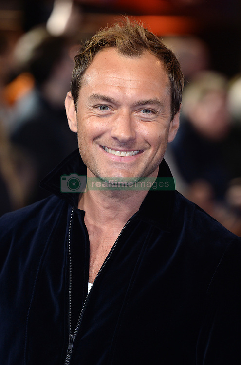 Jude Law attending the UK Gala Premiere of Captain Marvel at Curzon Mayfair, London. Picture Credit Should Read: Doug Peters/EMPICS