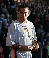 Photo: Lee Earle.<br /> Southampton v Hull City. Coca Cola Championship. 04/11/2006. Hull's new coach Phil Brown.
