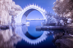 June 26, 2017 - Beijing, Beijing, China - Infrared photography of Summer Palace in Beijing. (Credit Image: © SIPA Asia via ZUMA Wire)