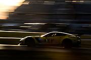 January 5-7, 2018. IMSA Weathertech Series ROAR before 24 test. 4 Corvette Racing, Corvette C7.R, Oliver Gavin, Tommy Milner, Marcel Fassler