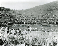 1923 Easter Sunrise Service at the Hollywood Bowl