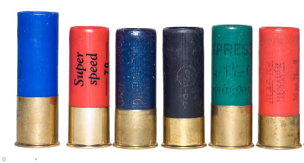 Ammunition for rifle or shotgun
