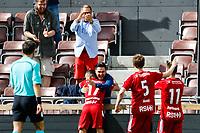 Fotball , 25. juni 2017 , 1. divisjon , OBOSligaen<br /> Mjøndalen - Florø <br /> Mounir Benmoussa, Florø<br /> Foto: Christoffer Hansen , Digitalsport