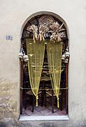 Italy, Siena, the Palio:
